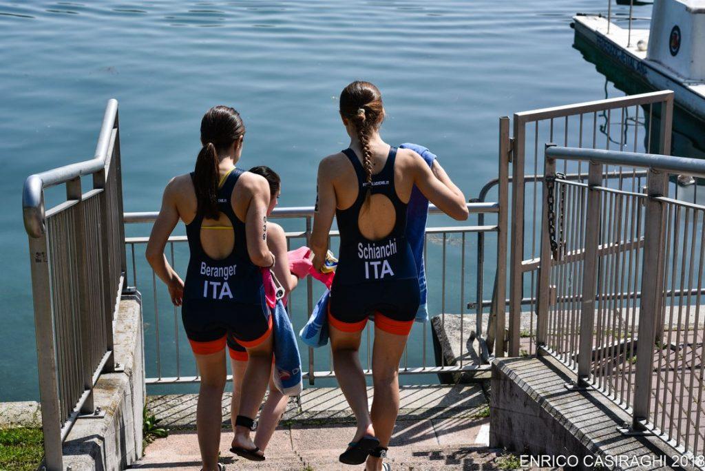 La fatica di una gara, l'emozione di poterla ricordare. Tre sport, una squadra, Fotomagiche.